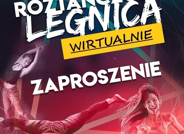 Wirtualnie Roztańczona Legnica - niezwykły turniej