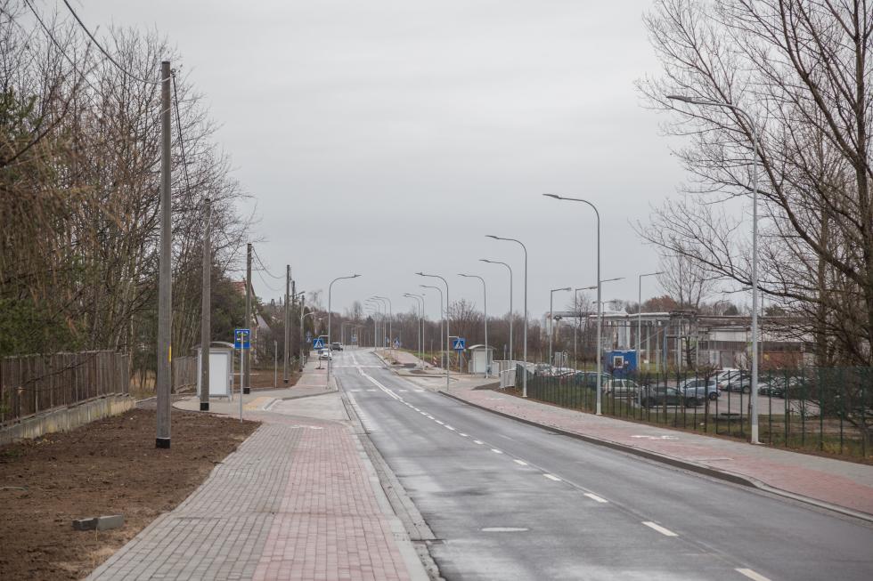Ulica Szczytnicka. Powstała nowa arteria drogowa