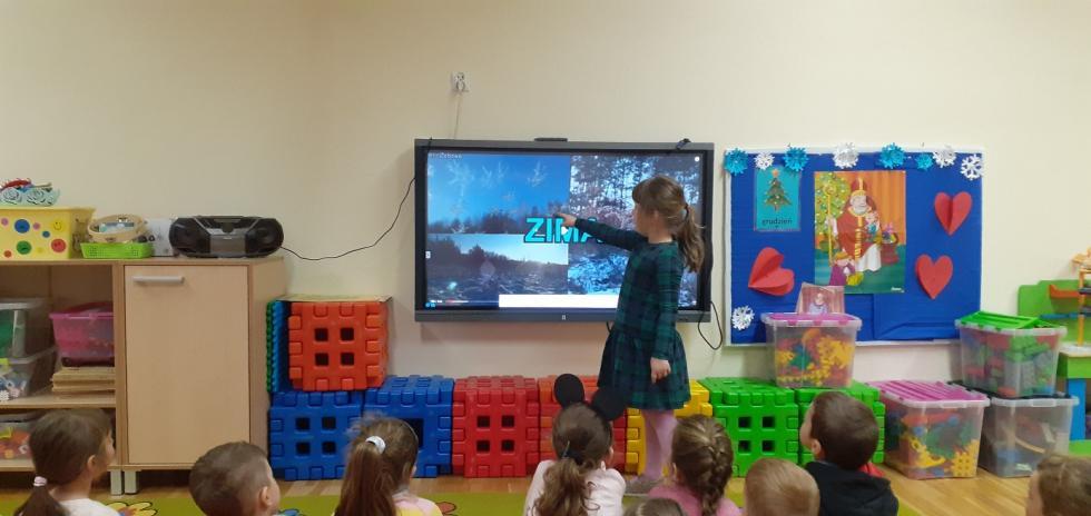 Cyfrowe przedszkola wnaszym mieście