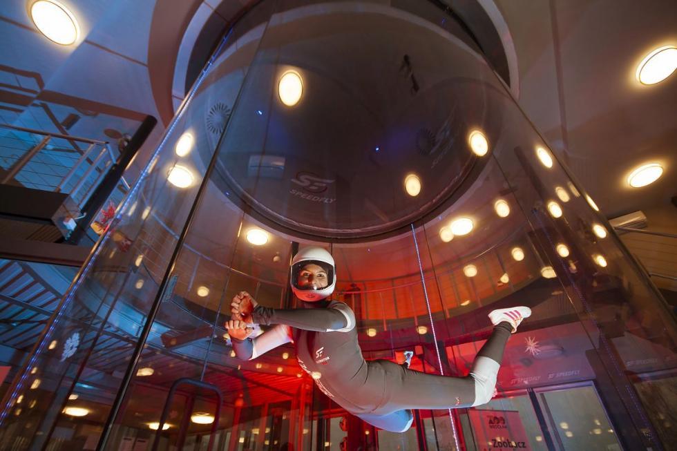 Loty wtunelu aerodynamicznym weWrocławiu – gwarancja dobrej zabawy!