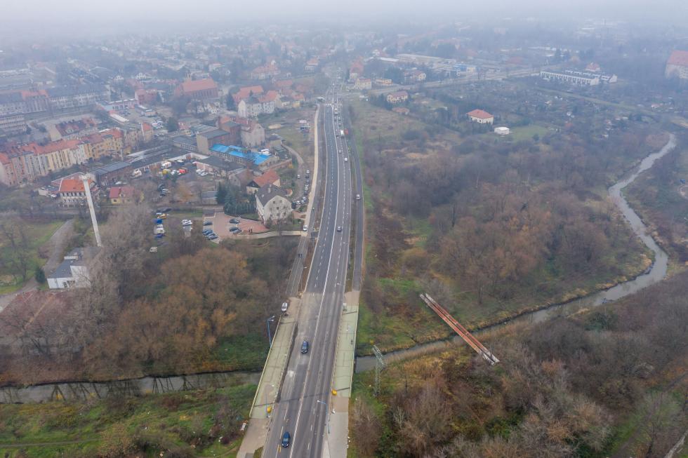 Rozpoczyna się remont mostu na ul. Leszczyńskiej.  Zobacz jak zmieni się organizacja ruchu