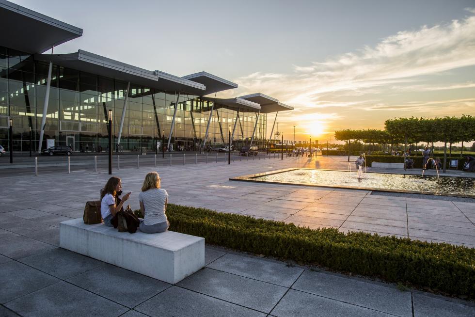Wrocławskie lotnisko: wracają ułatwienia dla pasażerów
